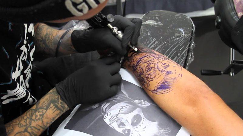 Как подобрать тату-машинку на начинающего мастера